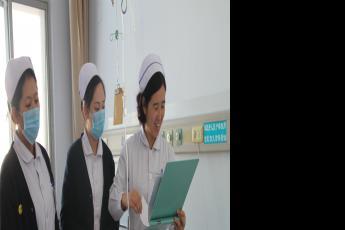 """""""巴彦淖尔最美护士""""候选人-王爱枝"""